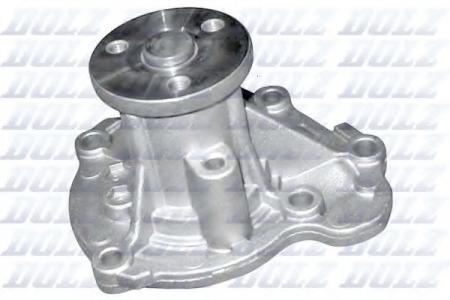 Помпа Nissan Micra 1.0 / 1.2 / 1.4 16V 03 -> N-114