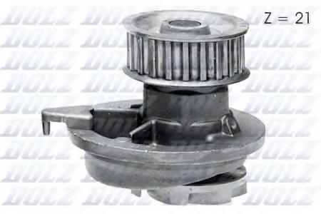 Помпа Daewoo Espero, Opel Ascona / Kadett 1.6-2.0i 77-99 O-107