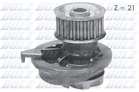 Помпа Opel Ascona / Kadett 1.6D 82-89 O-108