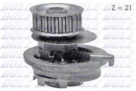 Помпа Opel Astra / Kadett / Omega / Vectra 1.8i / 2.0i 86-98 O-117
