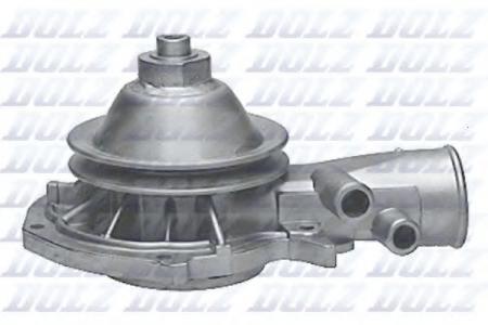 Помпа Opel Frontera / Omega 2.4i / 3.0 / 2.3D / TD / 2.5TDs 86-98 O-119