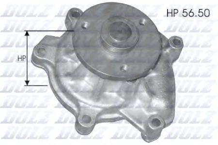 Помпа Toyota Yaris 1.0 16V 99 -> T-219