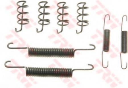 Установочный комплект барабанных тормозов VOLVO S60, V70 SFK366