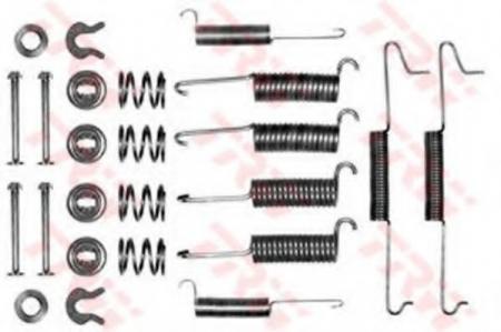 Комплект барабанных тормозных колодок VAG SFK60