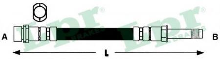 Шланг тормозной пер.SPRINTER 95- 6T47366