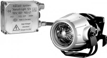 Фара дальнего света  Фара дальн.света Micro DE Xenon Premium Edition (компл. 2 фары) Дополнительная оптика на автомобили, , 1F0 008 390-821