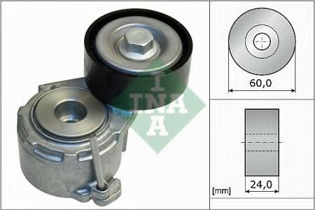 Натяжитель приводного ремня BOXER 1.9-2.2D 96- 534 0111 20