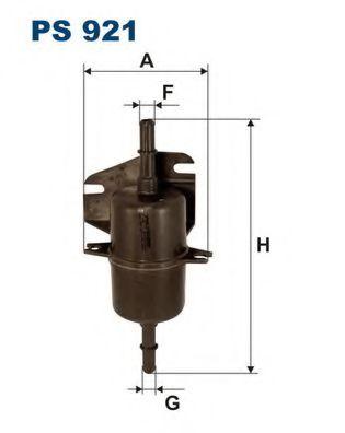 Фильтр топливный PALIO (KL238) PS 921