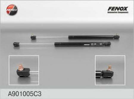 Амортизатор задней двери 2112 Fenox в сборе A901005C3