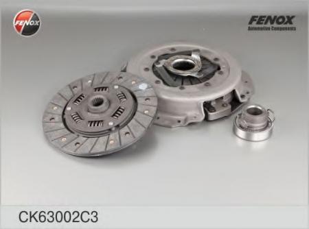Сцепление 2101-07 в сборе Fenox CK63002C3
