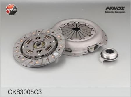Сцепление 2112 в сборе Fenox CK63005C3