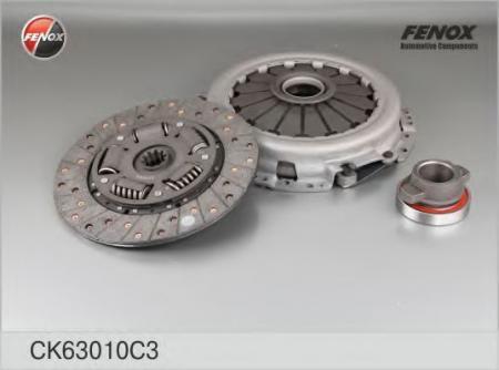 Сцепление дв.402, 406 в сборе FENOX CK63010C3