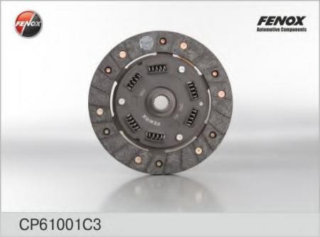 Диск сцепления 1111 ОКА Fenox CP61001C3