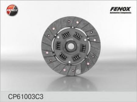 Диск сцепления 2106 Fenox CP61003C3