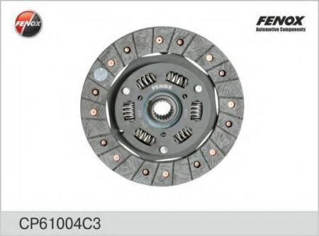 Диск сцепления 2108 Fenox CP61004C3