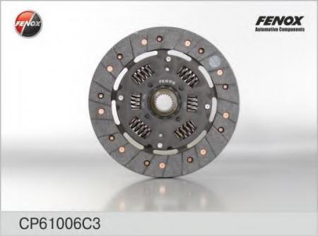 Диск сцепления 2112 Fenox CP61006C3