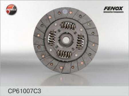 Диск сцепления 2123 Chevy Niva Fenox CP61007C3