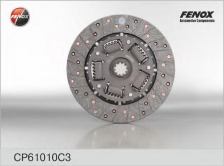 Диск сцепления Г-дв.402, 406 FENOX CP61010C3