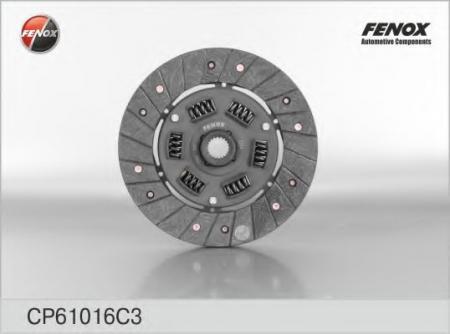 Диск сцепления М-2141 Fenox CP61016C3