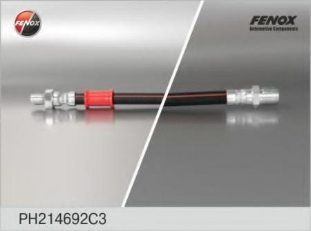 Шланг тормозной УАЗ-469 задний Fenox PH214692C3