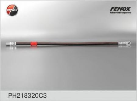 Шланг тормозной ЗиЛ-5301 Бычок передний длинный Fenox, PH218320C3