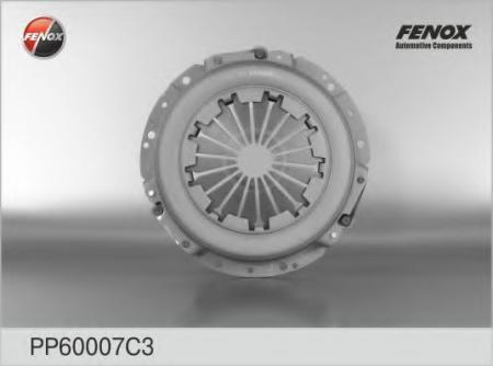 Корзина сцепления 2123 Chevy Niva Fenox PP60007C3