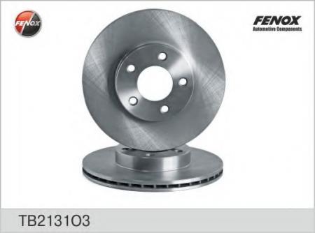 Диски тормозные Г-3110 FENOX TB2131O3