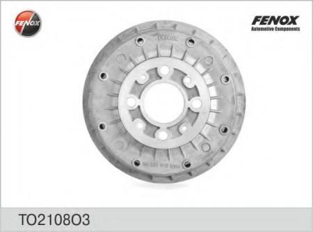Барабаны задние тормозные 2108, 09, 099 Fenox в инд. упаковке TO2108O3