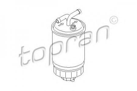 Фильтр топливный LT 28-55 2.4TD 102 731 756