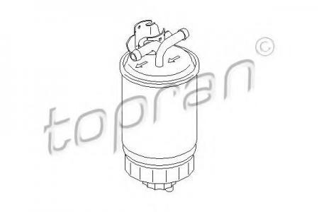 Фильтр топливный G3 / VW T4 1.9TD 102 732 756