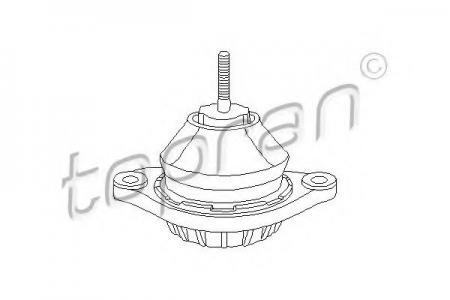 Подушка двигателя A80 / 100 / A6 107 061 755