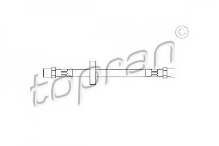 Шланг тормозной зад М10х1х200 G2 / A6 103 634 755