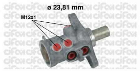 Главн. торм. цил. Ford Focus 1.4-2.0 16V ABS ESP 01-04 202-638