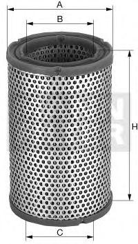 Фильтр воздушный C1450