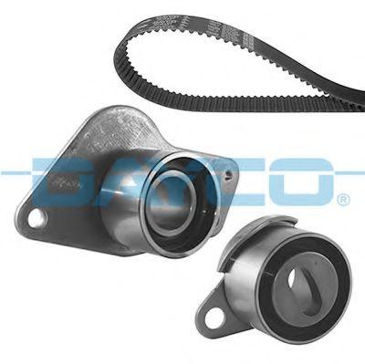 Ремкомплект ГРМ Renault Clio / Kangoo / Rapid 1.9D 96 -> KTB112