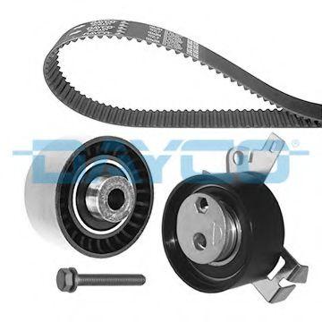 Ремкомплект ГРМ Citroen C5, Peugeot 206 / 307 / 406 1.8-2.2 16V 99 -> KTB344