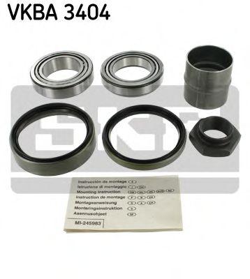 Подшипник ступицы MB W631 2.4D 88-96 пер. VKBA3404