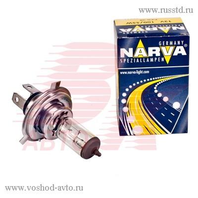 Галогенные лампы и наборы головного света для H4 12V-100 / 55W (P43t) Rally - тип 48911