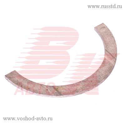 Полукольцо опорное коленвала Г-3110 верхнее ЗМЗ 406.1005186-03
